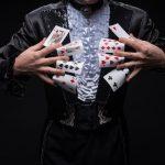 La rapidez en las manos y la mirada, elementos esenciales para ser un gran mago