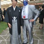 """Las """"mil máscaras"""" de la fiesta nacional de Japón"""
