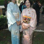 Mayumi Yamamoto y Mana Morikawa