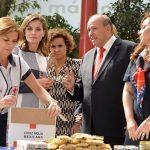 La reina Letizia de España en México