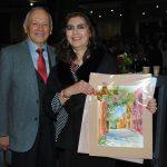 Jorge Ávila y Gabriela Abud