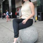 Ligia Aguayo, la influencer que está de moda