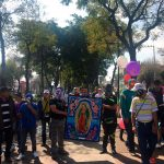 Lucharte organiza peregrinación a la Basílica de Guadalupe