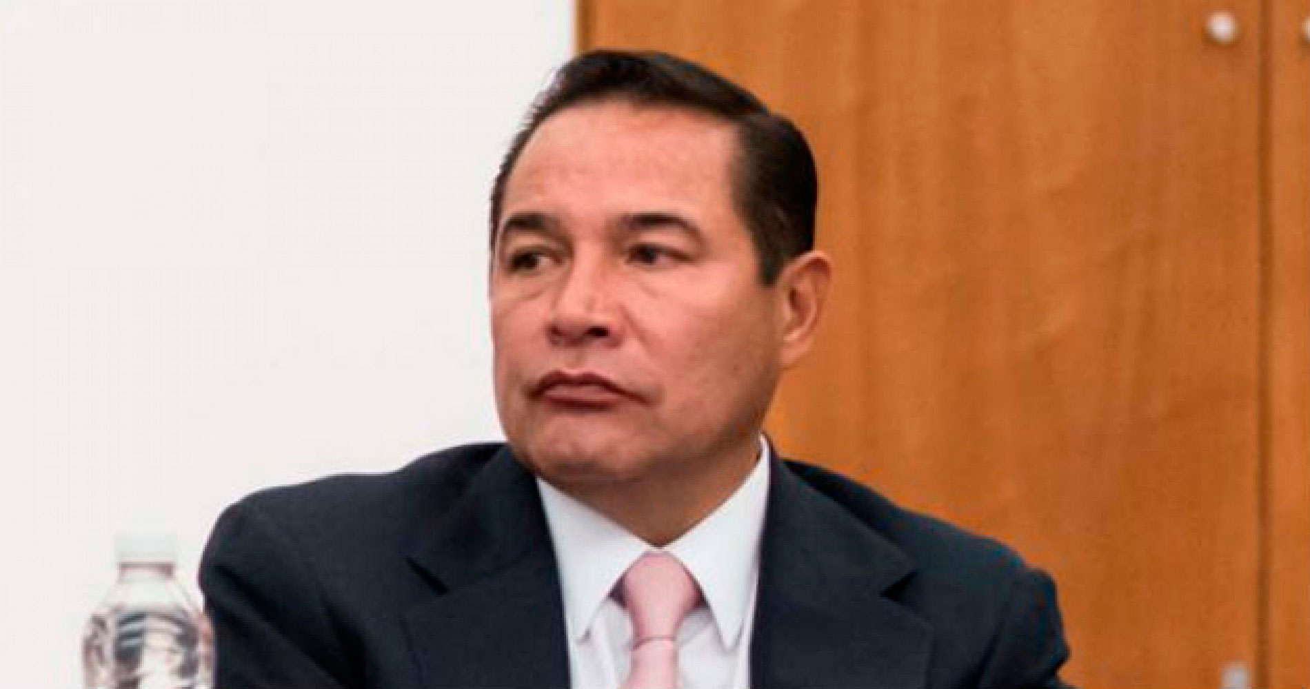 Luis Enrique Miranda a Sedesol