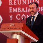 Luis Videgaray se reúne con embajadores y cónsules para definir política exterior