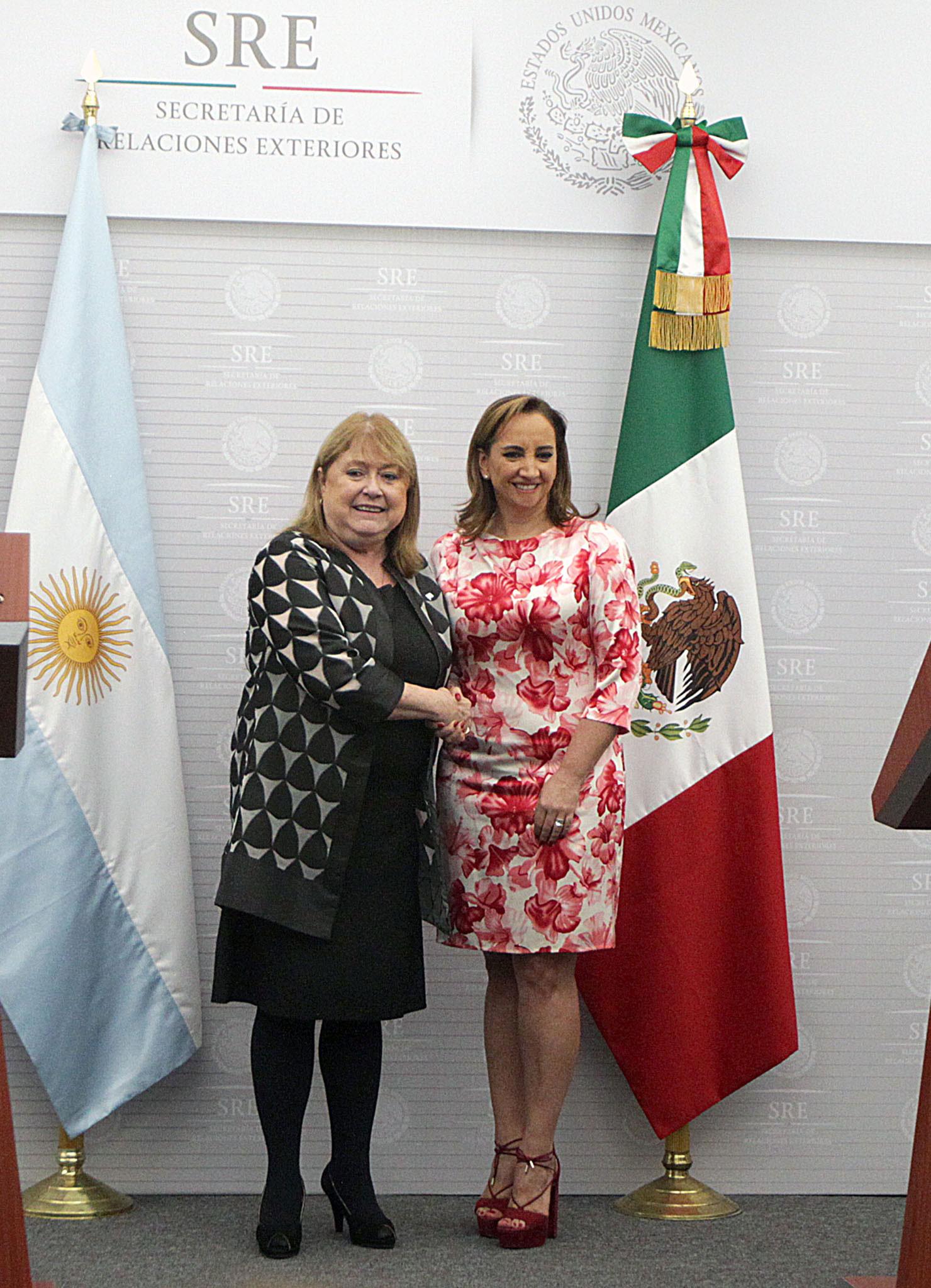 M Xico Y Argentina Renuevan Sus V Nculos
