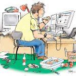 Mala alimentación y sedentarismo: la terrible combinación