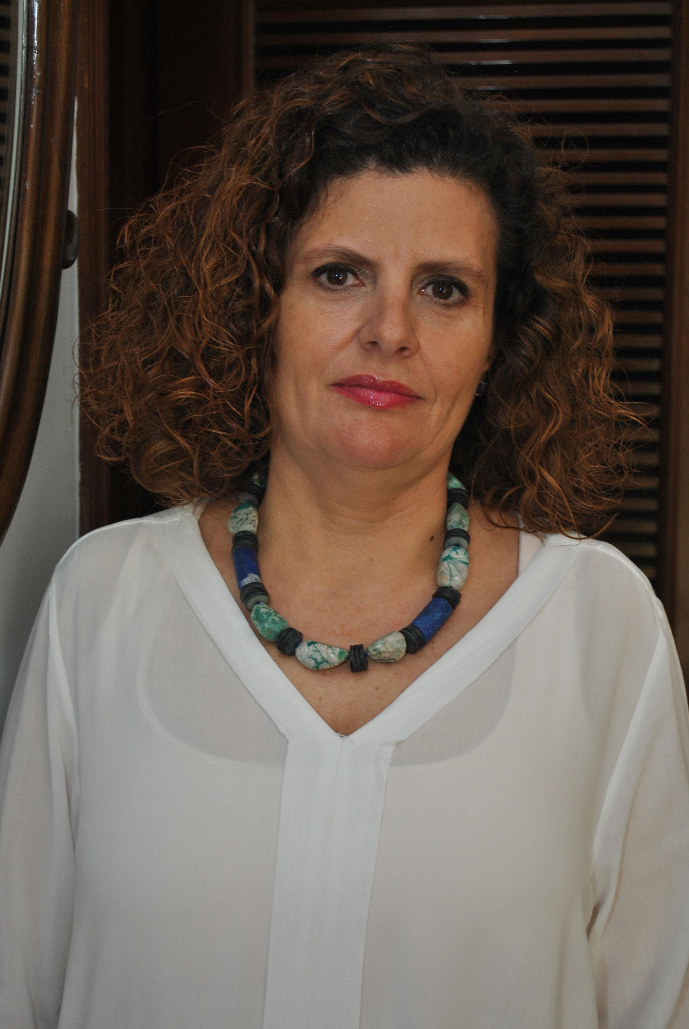 María Echeverría, diseñadora mexicana, diseña y realiza su joyería en Barcelona, España