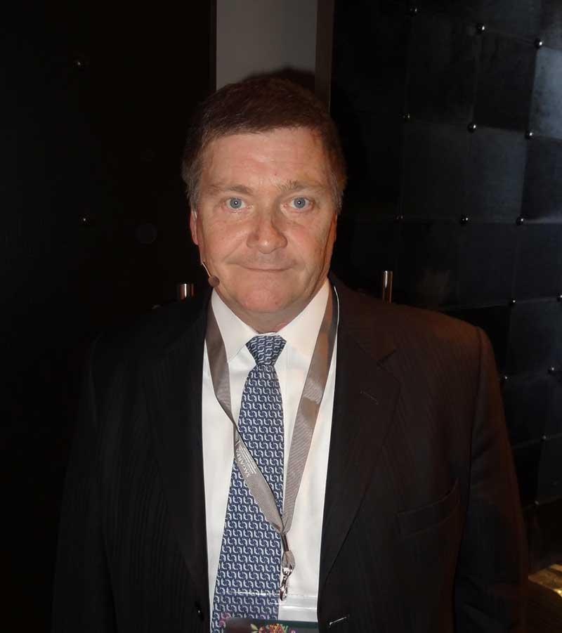 Mark J. Robertson