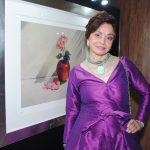 La reconocida pintora Martha Chapa celebra su cincuentenario en el arte