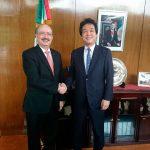 Japón y México impulsan alianza estratégica
