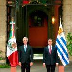 México y Uruguay reafirman su vinculación estratégica