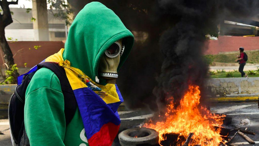 9 países deploran situación en Venezuela