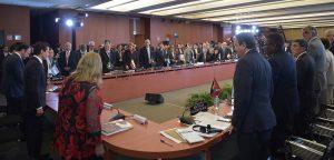 El presidente Peña Nieto destacó que los buenos amigos se conocen en tiempos difíciles