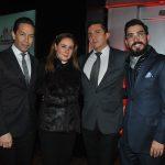Roberto Villa, Beatriz Begné, Dorian Torreblanca y Edgar Rodríguez