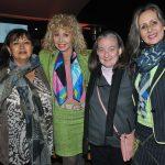 Ana Luisa Aguilar, Wendy Coss, Begoña González y Victoria González