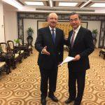 México y China fortalecen su asociación estratégica