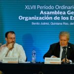 México cree en el multilateralismo: Luis Videgaray