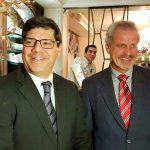 Gobierno portugués reitera interés por ampliar negocios con México