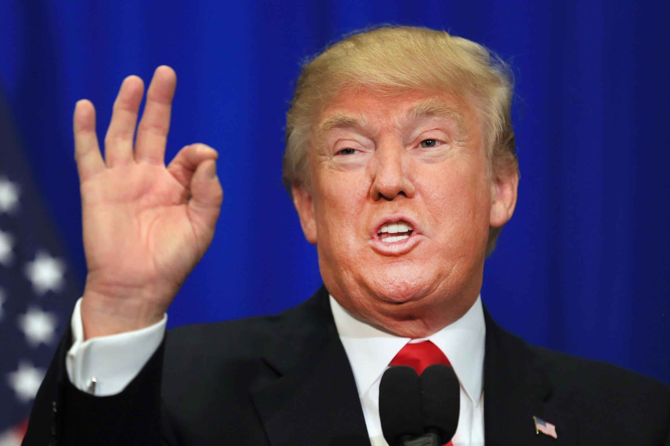 Donald Trump asumirá el cargo de presidente de los Estados Unidos de América el 20 de enero