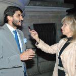 Arturo Montalván, director general de Yves Rocher México, entrevistado por Wendy Coss