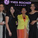Catalina Estrada, Rusby Guadalupe Contreras Díaz, condecorada con el tercer lugar; María Trujillo y Cecilia Sánchez Garduño, ganadora del primer lugar 2017