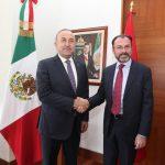 Concluye la Comisión Binacional México-Turquía