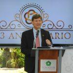 Enrique de la Madrid Cordero, secretario de Turismo. Foto propiedad de la revista Protocolo Copyright©