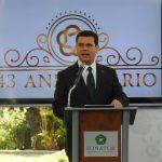 Miguel Alonso Reyes, director general del Fonatur. Foto propiedad de la revista Protocolo Copyright©