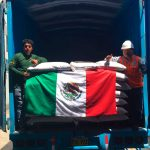 """México entregó víveres para damnificados por """"El Niño Costero"""" en Perú"""