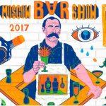 Carreño el Mezcal del Don, en el San Petersburgo Bar Show 2017