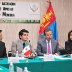 Mongolia y México se vinculan con Grupo de Amistad