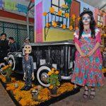 Muestran diferentes formas de festejar a los muertos en México
