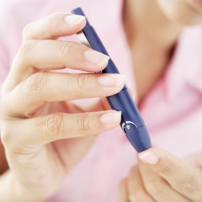 En México hay más mujeres con diabetes que hombres
