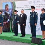Resaltan en Segob trabajo de las mujeres militares