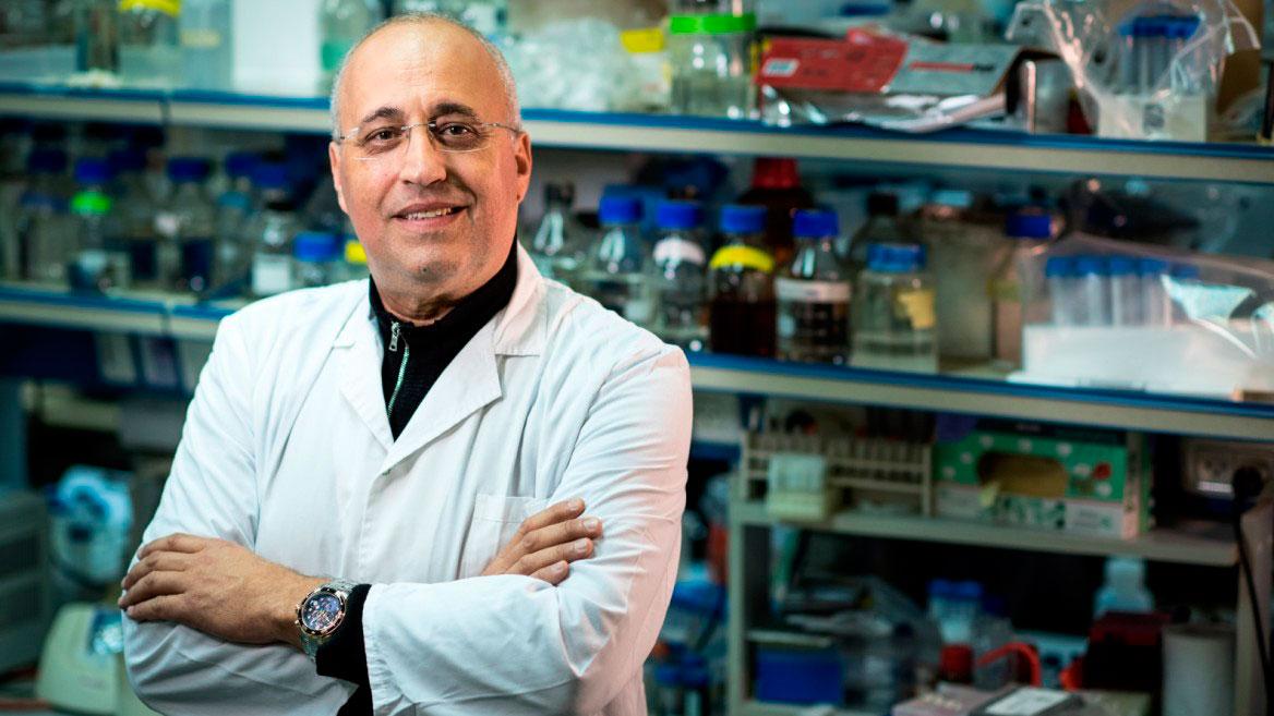 El profesor Yoav Livney, de la Facultad de Ingeniería Biotecnológica del Technion. Foto cortesía