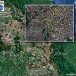 NASA actualiza mapa de México con daños de los terremotos