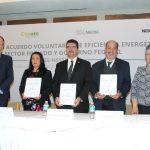 Nestlé y Conuee, alianza para moderar uso de energía