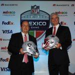 ¡Kick off! Alistan venta de boletos para Raiders vs Patriotas