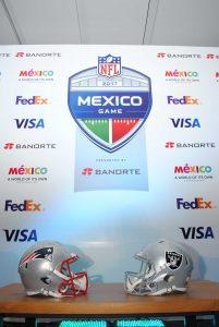 Raiders de Oakland y Patriotas de Nueva Inglaterra se medirán en el estadio Azteca el 19 de noviembre. Revista Protocolo Copyright©