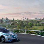 Nissan y su estudio de diseño en Brasil crean el vehículo del futuro