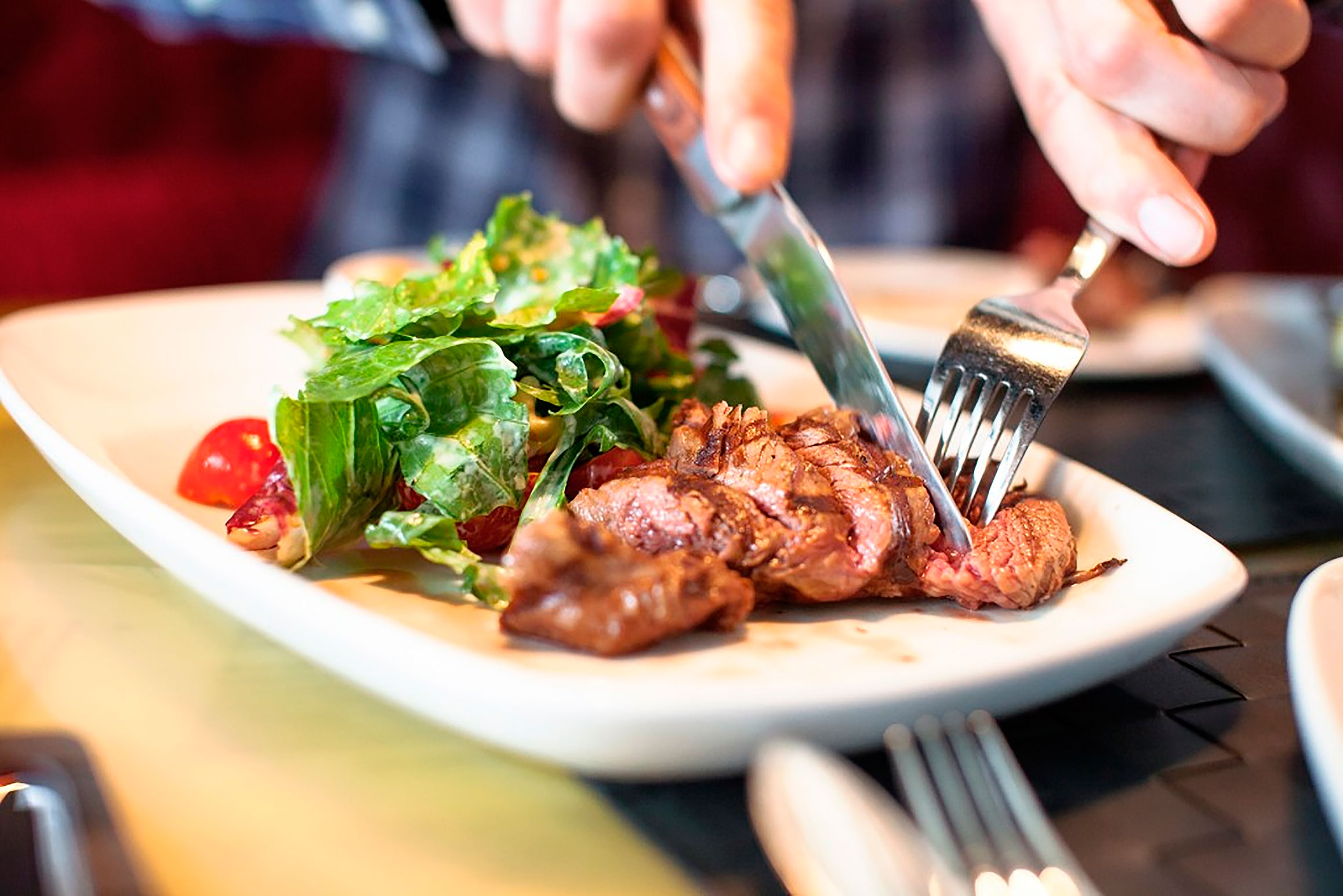 No hay que temerle a la carne si se consume moderadamente