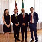 México y Nueva Zelanda, unidos por los temblores
