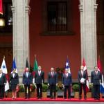 9 Embajadores presentan cartas credenciales