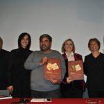 Ismael Ordoñez, Karla Iberia Sánchez, Luis Martín Lozano, Marina Vázquez, Mara Romeo Kahlo y Mara de Anda hicieron la presentación oficial del libro