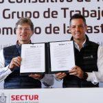 """Oaxaca, de pie; pese a sismos tiene aumento de turistas"": De la Madrid"