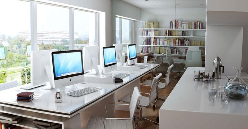 Una oficina adecuada aumenta la productividad de las - Oficina empleo barcelona ...