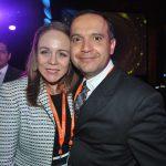 Gabriela Molina y Sergio Villareal