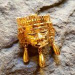 Oro de Monte Albán, arte prehispánico y mexicano hecho joya