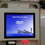 Un pago único para el transporte aéreo